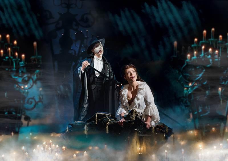 phantom of the opera musical london