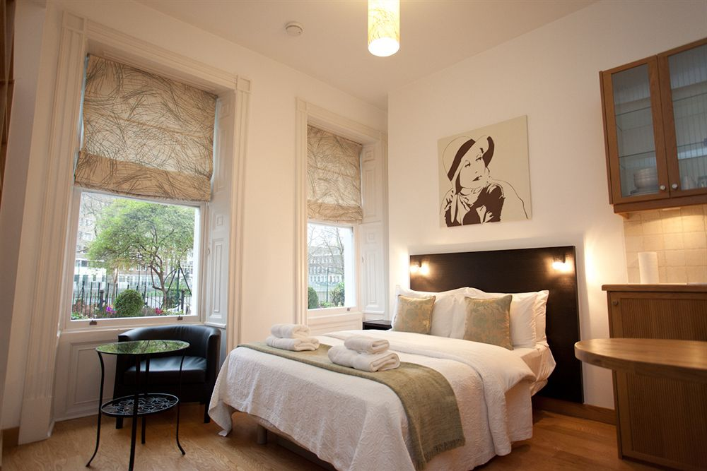 holiday apartment in euston london