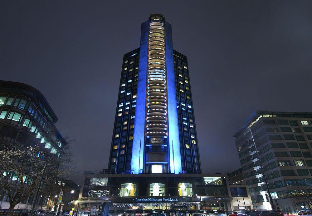 london hilton hotel park lane