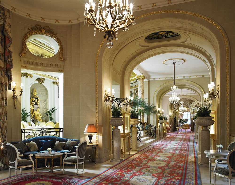 the ritz london luxury hotel