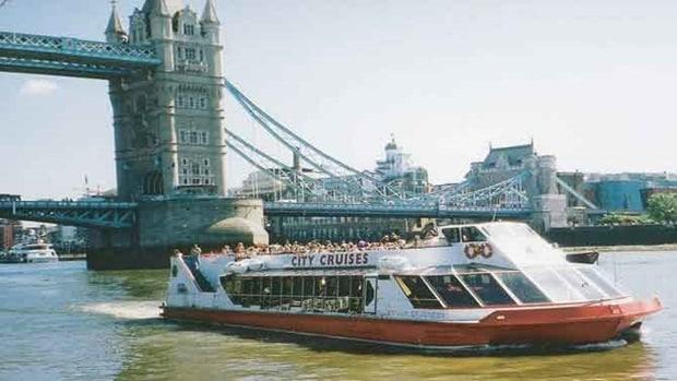 boat tour london eye