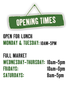 borough market opening hours