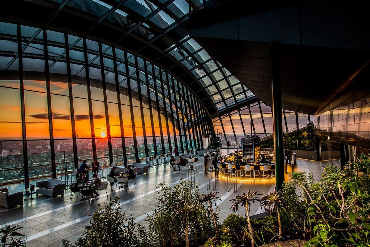 Image result for sky garden