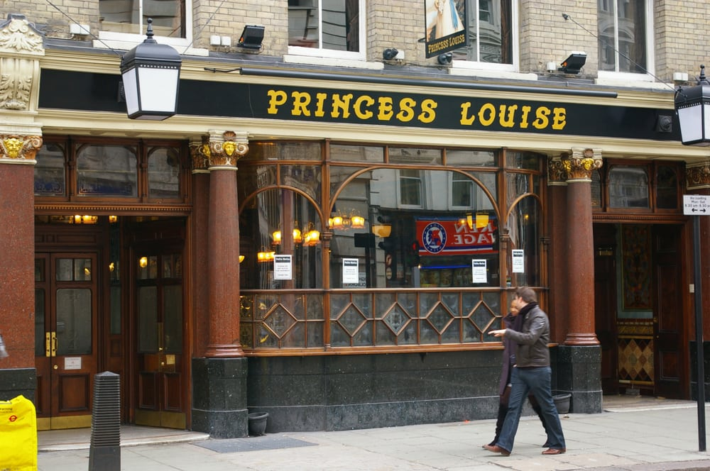 princess louise pub london
